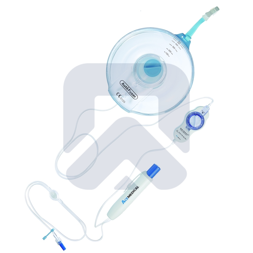 Помпа инфузионная AutoSelector (с болюсом)