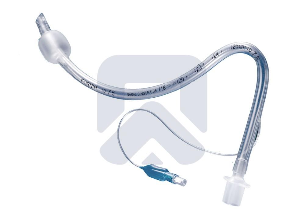 Трубка эндотрахеальная с манжетой