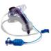 Blue Line Ultra® Suctionaid трахеостомическая трубка с каналом для санации