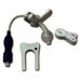 Bivona® трахеостомическая трубка силиконовая с манжетой (неонатальная/педиатрическая)