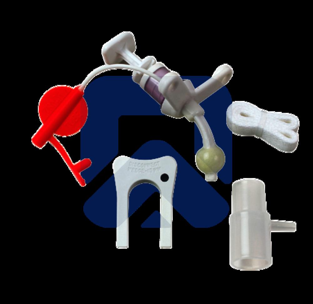 Bivona® с пенной манжетой и каналом для санации (неонатальная/педиатрическая)