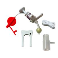 Bivona® трахеостомическая трубка с пенной манжетой и каналом для санации (неонатальная/педиатрическая)