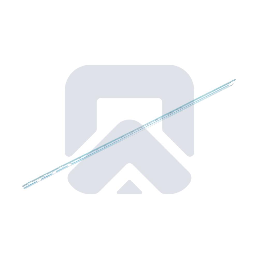 Катетер торакальный прямой силиконовый
