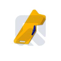 Устройство для перекладывания пациентов Glideboard TETRAGLIDE 68х23