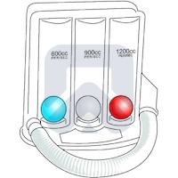 Прибор для дыхательных упражнений