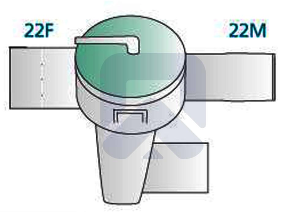 Клапан дыхательный Тип 3