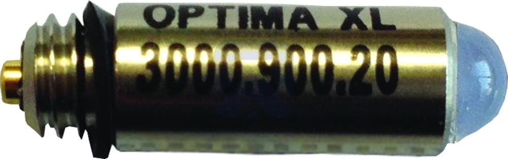 Лампа для рукояток ларингоскопа OPTIMA (Xenon)
