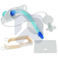 Трахеалкит®  трахеостомическая трубка Sofit CLEAR С с манжетой
