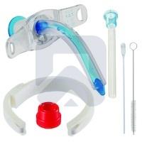 Трахеалкит®   трахеостомическая фенестрированная трубка Sofit CLEAR F без манжеты