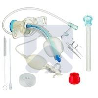 Трахеалкит®   трахеостомическая фенестрированная трубка Sofit CLEAR CF-S с манжетой