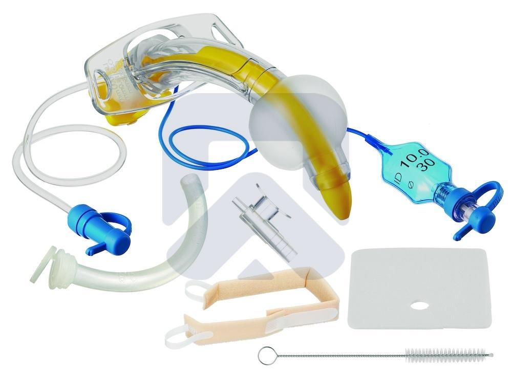 Трахеалкит® | набор трахеостомический с манжетой и каналом для санации, внутренние трубки