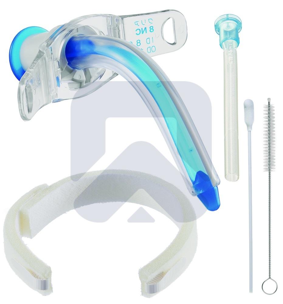 Трахеалкит® | трахеостомическая трубка Sofit CLEAR NC без манжеты