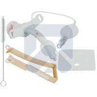 Педиатрический Трахеалкит®   трахеостомическая фенестрированная трубка Love PC-F с манжетой