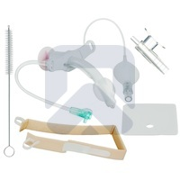 Педиатрический Трахеалкит®  трахеостомическая трубка Love PC-S с манжетой и каналом для санации