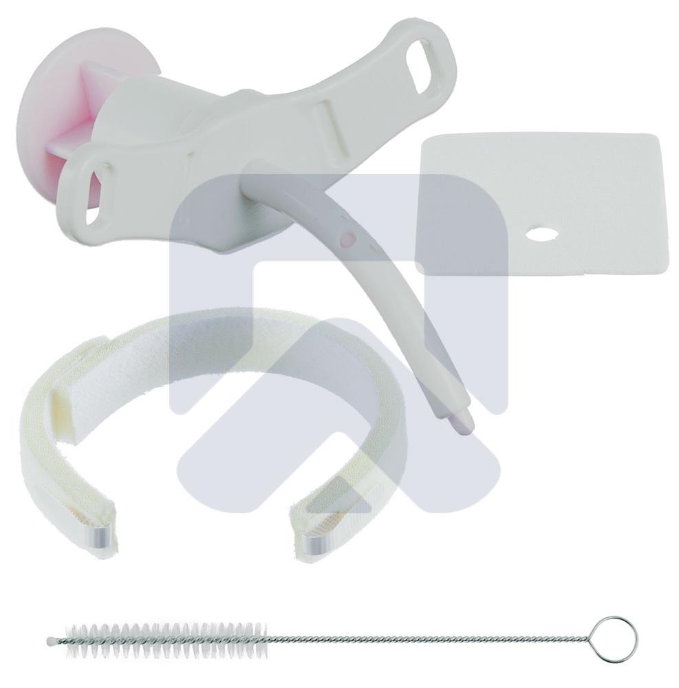 Педиатрический Трахеалкит® | трахеостомическая фенестрированная трубка Love PF без манжеты